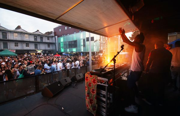 Dalston Music Festival Vol.1 - DJ Pioneer & Energy Kid @ Gillett Square