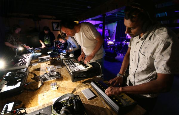 Dalston Music Festival Vol.1 - Novation workshop @ Servant Jazz Quarters